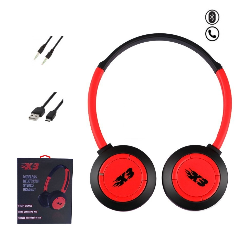 CASQUE BLUETOOTH + MAINS LIBRES