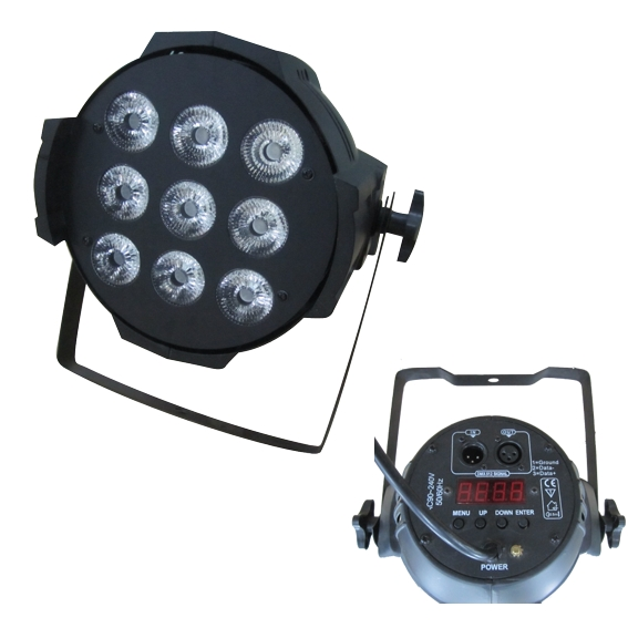 PROJECTEUR PAR A LED DMX