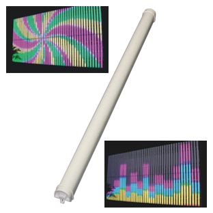 TUBE LED VIDEO
