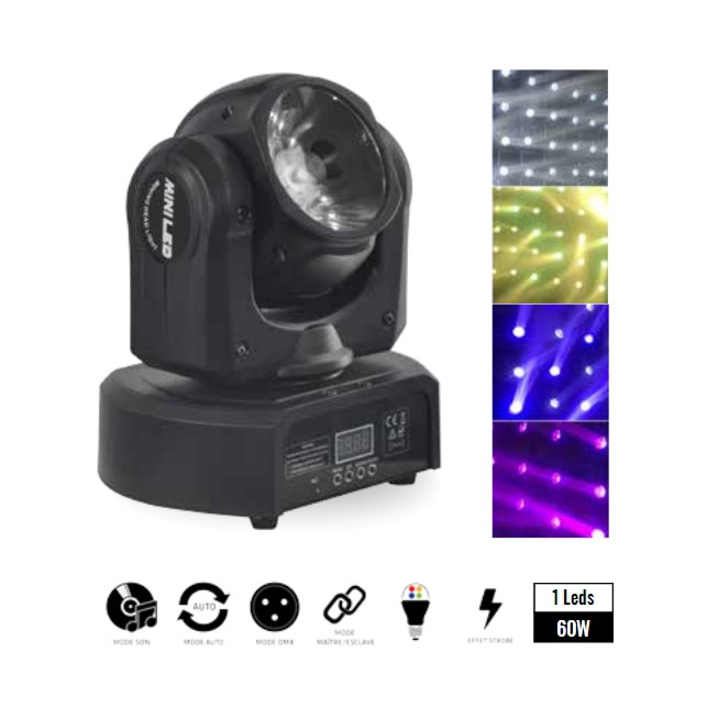 LYRE BEAM LED 60W